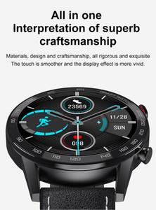 DT95 intelligente Uhr Bluetooth IP68 wasserdicht EKG Aufheizgeschwindigkeit 360 * 360 Wecker schlafen Play Music Sport Smart Uhr vs L16 L13 dt78