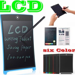 Digital Portable 8.5 Inch Drawing Tablet Handwriting Pads Electronic Tablet Board for Adults Kids Children
