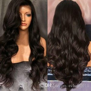 360 Lace Frontal Wigs Pre Plucked 180% Density Body Wave Brazilian Remy Human Hair Full Frontal Lace Wigs for Black Women