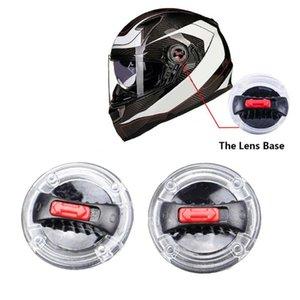 Tornillos 2pcs del visera del casco de la moto de la Ronda clips de sujeción para 358 396 a estrenar y alta calidad