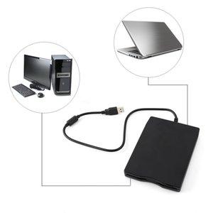 """PC Windows için Taşınabilir 3.5"""" USB Harici Disket Disk Sürücü Taşınabilir 1.44MB FDD"""