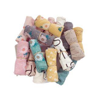 145*30CM Autumn winter unisex children scarf cotton and linen daisy baby warm scarves fashion long scarf lxj065