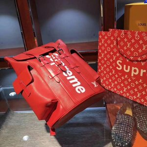 2020 CHRISTOPHERLVLOUISVUITTONbags women shoulder bags men backpack school bag totes Shopping Bag Travel bags