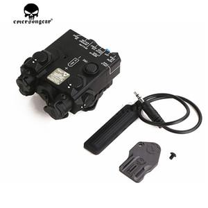 레드 레이저 LED 라이트와 DBAL-A2 PEQ-15A IR 레이저 통합은 Reomote 가자