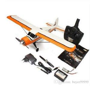 WLtoys XK DHC-2 A600 RC 비행기 RTF 2.4G 브러시 모터 3D / 6G 원격 제어 비행기가 지원 FUTABA의 S-FHSS 항공기 RC 글라이더