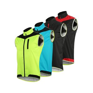 Windproof Vest Lightweight Riding Running Sleeveless Breathable Sports Riding Windbreaker Mountain Bycicle Clothing Sleeveles