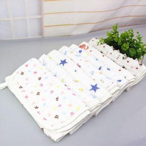 Baby baby bath newborn children's handkerchief face towel pure cotton 6-layer gauze handkerchief children's towel
