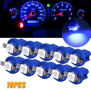10 Pcs LED Car Instrument Panel Wide Light Auto Gauge Speed Dash Bulb Dashboard