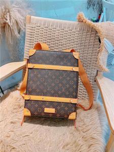 Damen-Modedesigner Handtaschen echten Leder-Schulterbeutel Crossbody Beutel-Taschen-Geldbeutelhandtasche Nachricht Tasche Männer Rucksack Größe: 45-35 CM