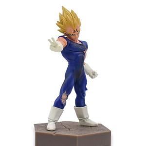 Anime Dragon Ball Figure DXF Vegeta Japanese Dragonball Kai Vegeta PVC Action Figures Collectible Model Toys Free Shipping