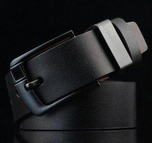 2019 de alta qualidade Pin Bandeira Buckle homens cinto de couro genuíno Mens Designer de Cintos de couro para as Mulheres Strap Cintos de Luxo Alloy Buckle