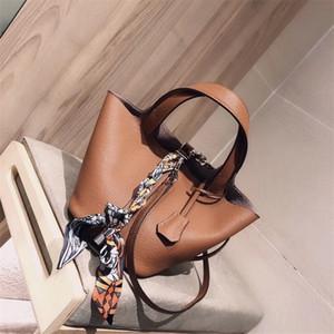 top quality womens luxury designer bag Designer Luxury Handbag Mini Bag Bucket Plain Simplicity Good Quality Leather  CFY2002292