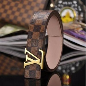 Men's wear designer business belt luxury leather belt for men's belts no box