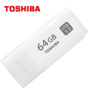 TOSHIBA의 USB 플래시 드라이브 디스크 16G 32G 64G 128G 3.0 금속 미니 펜 pendrive 메모리입니다 스틱 저장 장치
