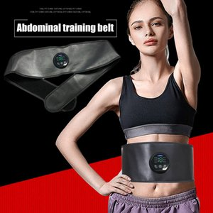 Multifunction Massage Belt Slimming Fitness Massager Muscle Exerciser Trainer Sports B2Cshop