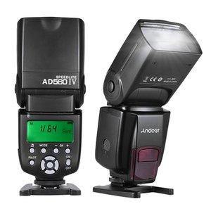 캐논 니콘 소니 DSLR 카메라 A7 / A7 II / A7S / A7R / A7S에 대한 보편적 인 무선 플래시 스피드 라이트 LED 채우기 빛