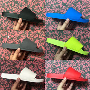 2020 Tess S Gomma Fashion Slipper Triple S Sock Speed Trainer Summer Slippers Flat Slide Best Quality Beach causal Sandal Sneaker Size 35-45