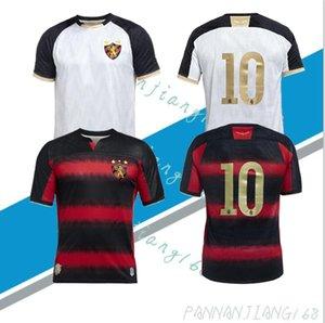 스포츠 클럽 레시 페 축구 유니폼 2020 2021 camisetas 드 푸 웃 집은 빨간색 헤르 난 SANDER 야고 LUAN 아르투르 축구 셔츠를 할