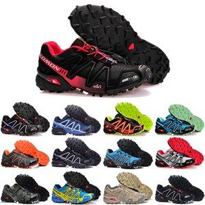 2020 new Zapatillas Speedcross 3 Casual Shoes Men Speed cross Walking Outdoor Sport Hiking Athletic Sneakers Size 40-46 cg