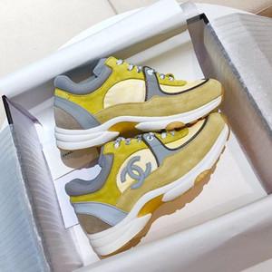 sapatos de grife Moda Homens Mulheres casuais sapatos confortáveis de luxo sapatilhas das mulheres dos homens de tênis de corrida de couro Womens Shoes c03