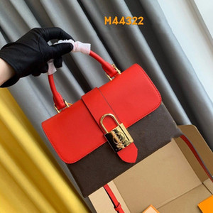 2020 design new original ladies classic luxury high quality L and V handbags shoulder bag diagonal bag support chip scanning free shipping