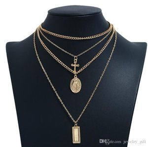 2019 explosion models European and American cross-border jewelry Vintage exaggerated personality European standard accessories alloy Virgin