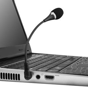 3.5mm Microphone for Laptop PC Good Voice Singing 3.5 Jack Mic 30mm mini Microphones