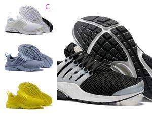 Pas cher La nouvelle 2020TOP BR QS presto Respirez Hommes Noir Blanc Femmes Chaussures de sport Chaussures de course pour les hommes Chaussures de sport Chaussures de marche en plein air