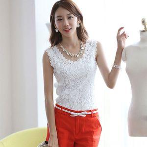 Goods Korean modal sling lace I-type vest base shirt sleeveless sling shirt running price