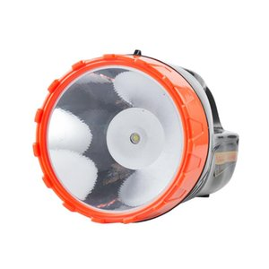 High Power 3W Searchlight Outdoor Camping Adventure Waterproof Household Rechargeable LED Searchlight