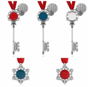 5 Stiller Noel Anahtarlık Magic Noel Baba Anahtar Noel anahtarlık kolye Süsleme Dekorasyon Noel Cadılar Bayramı hediyeler ZZA2458 50Pcs