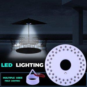 파티오 우산 빛 무선 조명 모드 폴 (48) Led 빛 캠핑 텐트 캠핑 태양 야외의 USB 램프 휴대용 랜턴