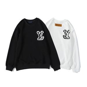 2020 Mode Hommes Concepteurs Pull tricot Sweats à capuche femme Sweats à capuche Sweat luxes à manches longues Hip Hop Pull Marque Vêtements