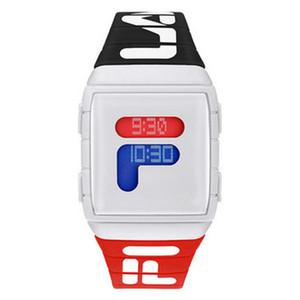 2020 heiße Art und Weise Sport-Armbanduhr-Mann-Uhr-PU-elektronische Digital-Uhr-Multifunktions-Digital-Uhr-beste Clock-Geschenk für Männer fre