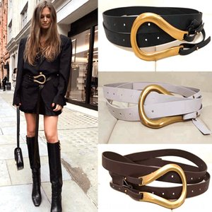Punching-free Belt women's long cool ins style belt decorative stars with and Skirt jeans the same skirt jeans all-match