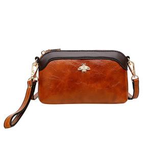 marca CHISPAULO Messenger Bag nuove donne di alta qualità di moda PU piccola borsa a tracolla trasporto libero