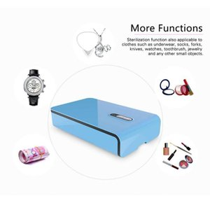 Multifunctional Smart Phone Sterilizer Hiking And Camping Camping & HikingBox Ultraviolet Cellphone Sterilizer Box Portable Du56Tb#