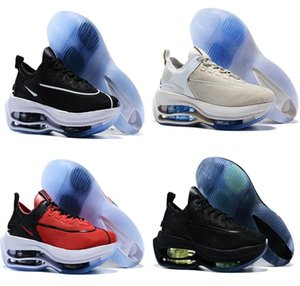 Air Zoom Double air cushion Racers 1 Mens Causal Designer Shoes For Men Casual Trainers Women Outdoor Racer Hiking Jogging Shoes
