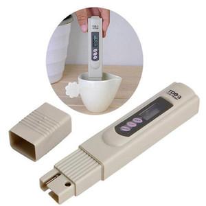 الرقمي TDS متر مراقب TEMP PPM تستر القلم LCD متر عصا المياه الطهارة ويرصد تصفية البسيطة المائية اختبار TDS-3 في ورقة مربع