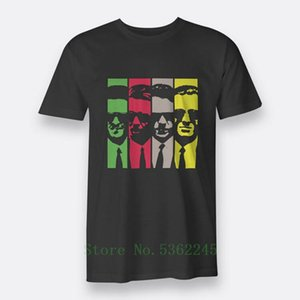 The Inspired Reservoir Dogs Art T-Shirt Men's Size S-5xl Black Tees T-Shirt For Men Street Men's T Shirt Brand Tshirt Men Cotton