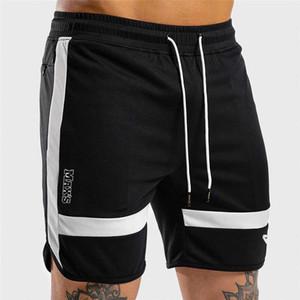 2020 Hommes Solid Color Hommes Shorts Nouveau Été Mode Mens Beach Shorts Coton Casual Homme Vêtements