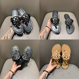 Summer Beach Flip Flops Women Slippers Sandals Fashion Painting Printing Lady Flats Shoes Henri Rousseau Artist Master Pieces#506