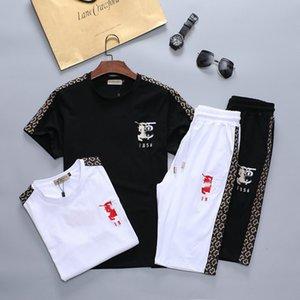 New 2020 Mens luxury full zip designer tracksuit man medusa sport suit Men jogger set fashion mens hoodies sweatshirts outdoor sportswear V7