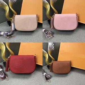 Pink Sugao Designer Tote Bags Women Shoulder Handbag BHP Purse New Fashion Shopping Bag For Lady Plush Material Handbag Winter Shoulder B#801