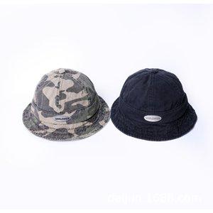 Diseño simple del sombrero del cubo Parejas mayor de los hombres de moda y las mujeres Tacaño del borde de los sombreros populares Streetwear