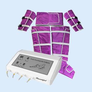 sauna equipamento de massagem de drenagem linfática de infravermelhos máquina cobertor Pressoterapia térmica para venda emagrecimento envoltório do corpo cobertor
