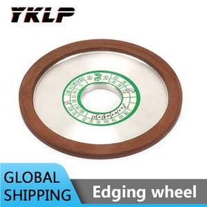 5 Inch Diamond Grinding Wheel Rotary Abrasive Disc For Metalworking Red 150# New