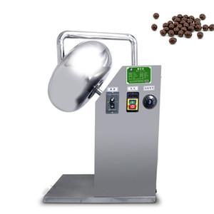 2020 de haute qualité revêtement sucre Enrobeuse arachide au chocolat machine d'enrobage de comprimés Mini prix de Pan