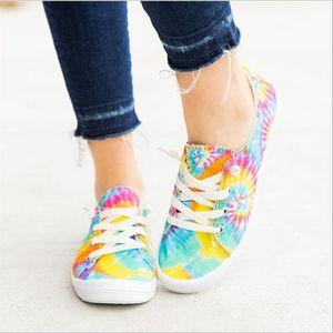Moda Öğrenci Tuval Ayakkabı Casual Flats Loafers Sonbahar Lazy Sneakers Nefes Unisex Açık Spor Ayakkabı DDA143
