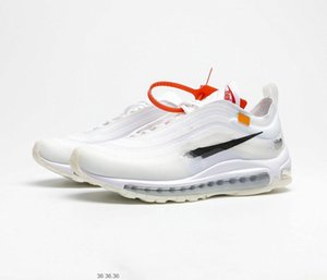 2020 new Top Quality 97OG Throwback Future Amarillo Neon Seoul University Red Designer Sneakers Black Reflective Gold NEON Sports Sneakers